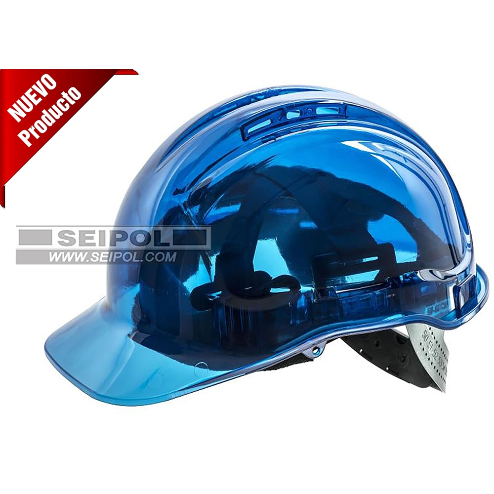 Casco VP54-AZUL Peak View Plus