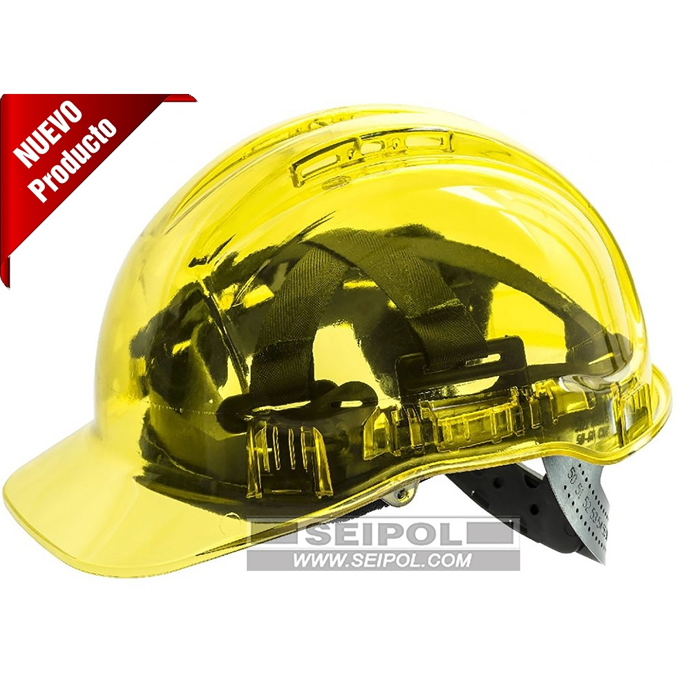 Casco VP54-AMARILLO Peak View Plus